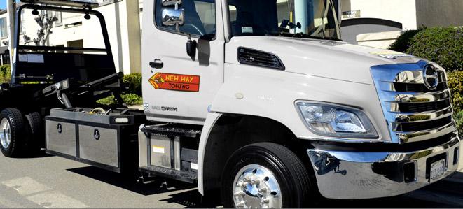 Towing Service in San Rafael